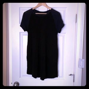 ATM T-shirt Dress